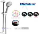 Bidalux LCD Led Sürgülü Set